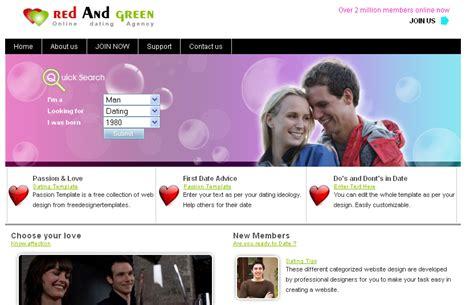 Free Download Top Best Dating Website Templates Helpers Ways Best Dating Website Template