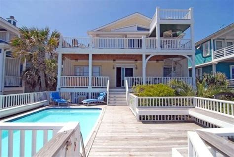Perma Grin Kure Beach Vacation Home Vrbo Houses For Rent In Kure Nc