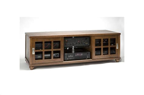 leslie dame sliding door flat panel tv cabinet tvsd
