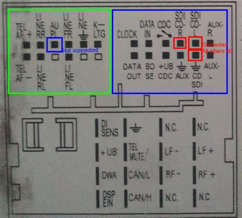 realistic equalizer wiring diagram electrical schematic