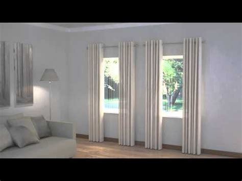 curtains for two windows together how to dress windows two identical windows in the same