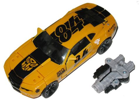 Transformers Deluxe Exclusive Canister Bumblebee deluxe class bumblebee transformers of the moon dotm autobot