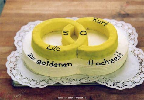 Goldene Hochzeitstorte by Hochzeitstorten Nach Ihren W 252 Nschen Aus Der Hauseigenen