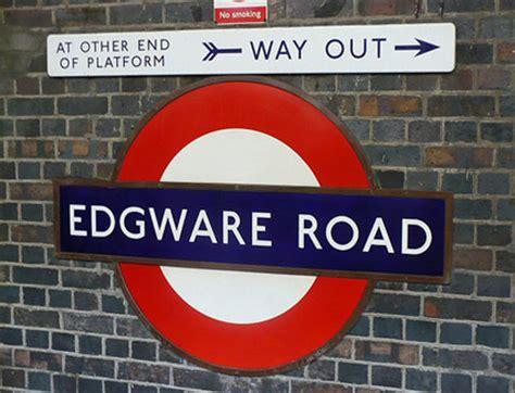 hotels  edgware road