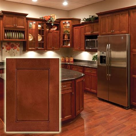 cherry shaker kitchen cabinets kitchen image kitchen bathroom design center