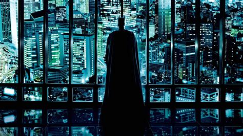 Cool Hd Wallpapers For Windows 10 Big Monitor by Gotham City Hd Wallpaper 64 Images