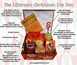 25 best night before christmas box ideas on pinterest