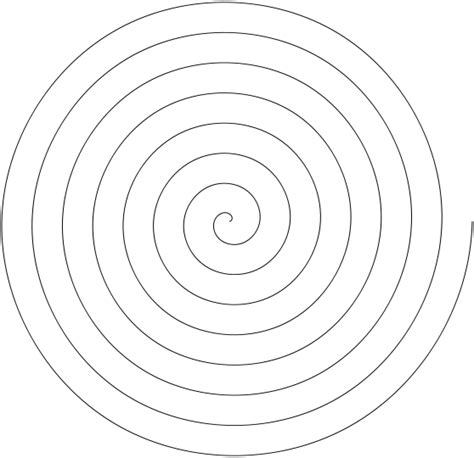 spiral pattern of history file archimedean spiral 8revolution svg wikimedia commons