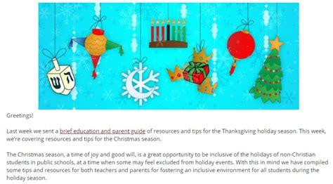 dont  happy holidaysits merry christmas  happy hanukkah dailyrollcallcom