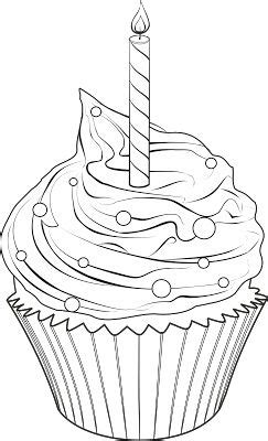 cupcake outline coloring page 59 best outlines cupcakes images on pinterest tags
