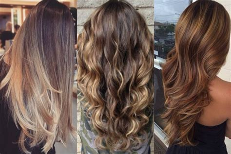 long hairstyles with color highlights brunettes archives hairstyles haircuts and hair colors