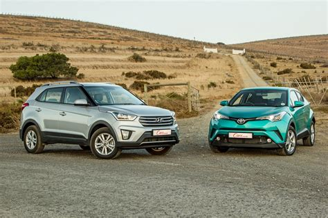 Toyota Crossover Vehicles Compact Crossovers Practical Hyundai Creta Vs Stylish