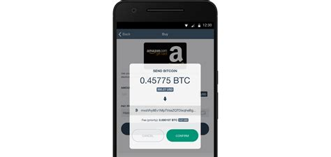 Amazon Gift Card Apps - buy amazon gift cards with bitcoin in your copay wallet