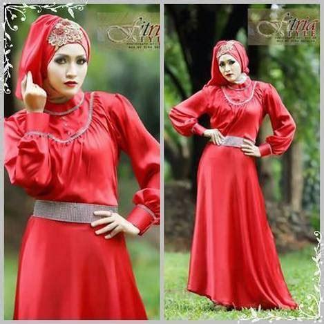 Best Quality W176 Brukat Payet busana muslim koleksi terbaru