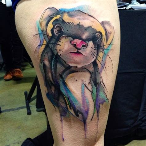 ferret tattoo the world s catalog of ideas