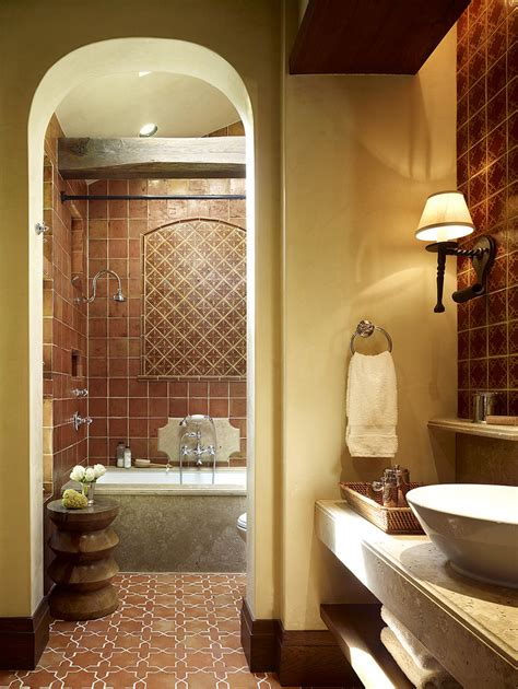 Mediterranean Style Bathrooms Terracotta Tile Flooring Prices Decorating Ideas Images In Bathroom Mediterranean