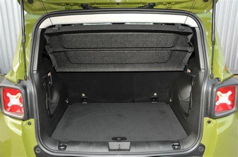 jeep renegade review  autocar