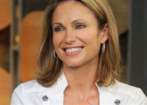 amy robach bald amy robach returns to gma says toughest part of