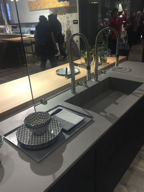 countertop with sink built in drama and elegance reflected in a black kitchen countertop