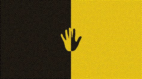 yellow and black black and yellow wallpaper 6 background hdblackwallpaper com