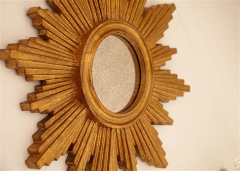 mirrors by nijah allen books 26 quot gold sunburst mirror ethan allen