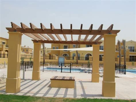 custom made pergola manufacturers in dubai uae green pts