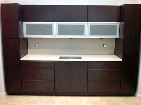 Frameless Cabinet Doors by Frameless Kitchen Cabinets 7 Slab Door Kitchen