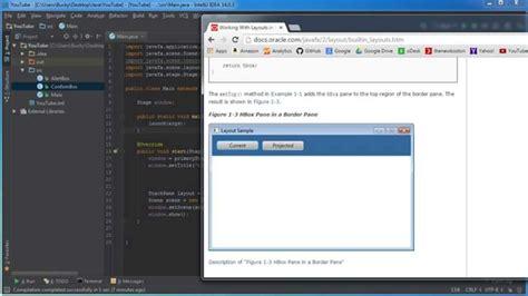 java x layout javafx java gui tutorial 8 embedding layouts youtube