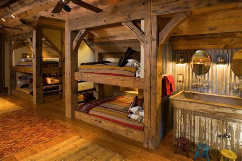 chic low bunk beds method other metro rustic kids