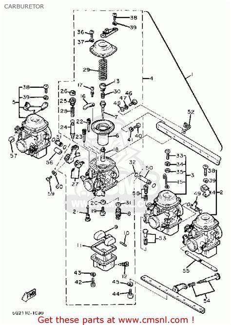 83 yamaha seca 750 wiring diagram 83 get free image