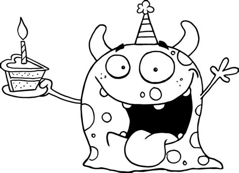 june birthday coloring pages coloring pages printable birthday cake coloring pages
