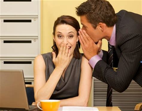 nasty office gossip for a winning team agree to avoid the rumor mill