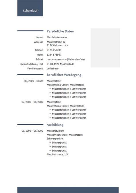 Lebenslauf Muster Neu 53 best lebenslauf muster vorlagen images on cv resume sle resume templates