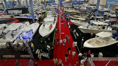 miami boat show traffic deal near to bring miami international boat show to marine