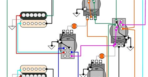 hermetico guitar wiring diagram hermetico s lp exchanger