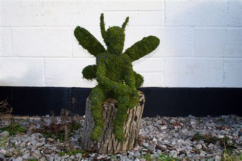 how to make your own topiary frames artificial archives bespoke topiary plant sculptures