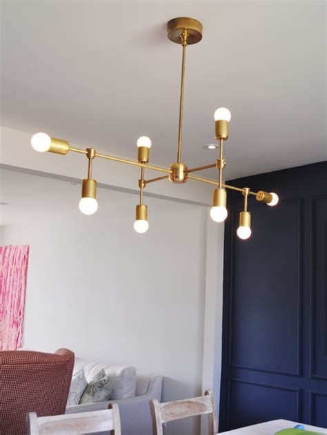 Brass Chandelier Diy Ignite The With These 15 Brass Chandeliers