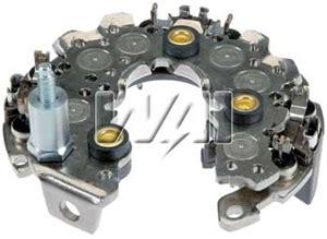 chevy alternator diode inr424 bridge rectifier for denso 130 alternators automotive news