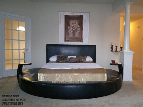 round queen bed round beds