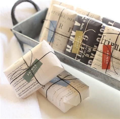 How To Wrap Handmade Soap - soap packaging soap labels and packaging