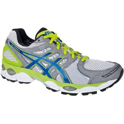 Sepatu Asics Gel Nimbus 14 wiggle asics gel nimbus 14 shoes cushion running shoes