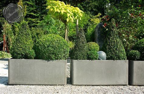 Garden Large Planters by Square Outdoor Planter