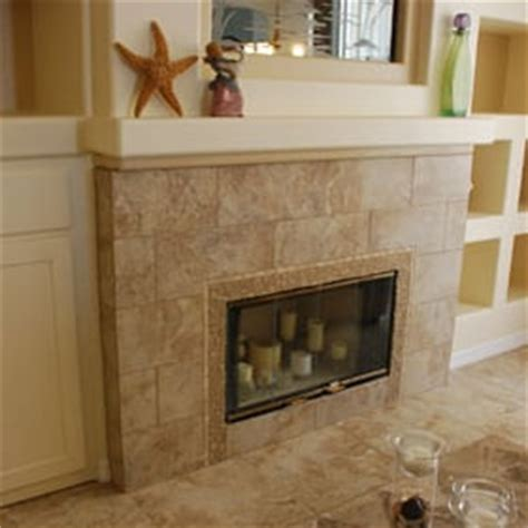 Fireplace Melbourne Fl by Fireplace Hearth Tile Yelp