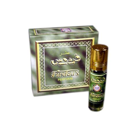 Parfum Surrati surrati perfumes concentrated perfume firdous by