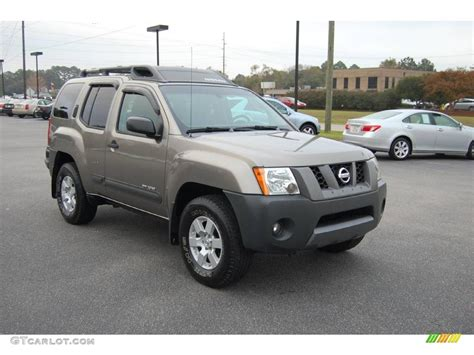 2005 granite metallic nissan xterra road 4x4 22134381 gtcarlot car color galleries