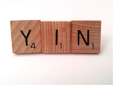 is yin a word in scrabble pretty diy scrabble ring