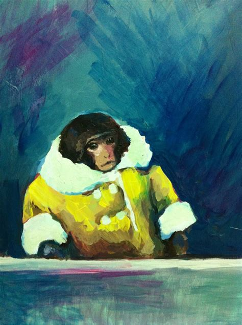ikea paintings ikea monkey painting by wendy faust