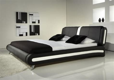 contemporary super king bed