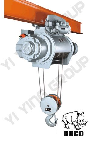 hoist motor specifications 2t specifications rope hoist china electric hoist