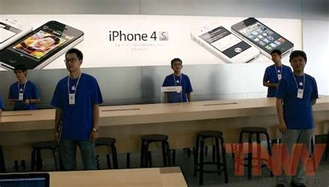 Second Store For Marc by Store Tours Apple S New Beijing Store Is The Largest In Asia